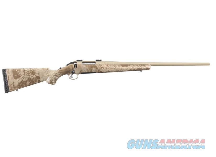 """Ruger American 7mm-08 Rem Kryptek Nomad Camo 22"""" 16940   Guns > Rifles > Ruger Rifles > American Rifle"""