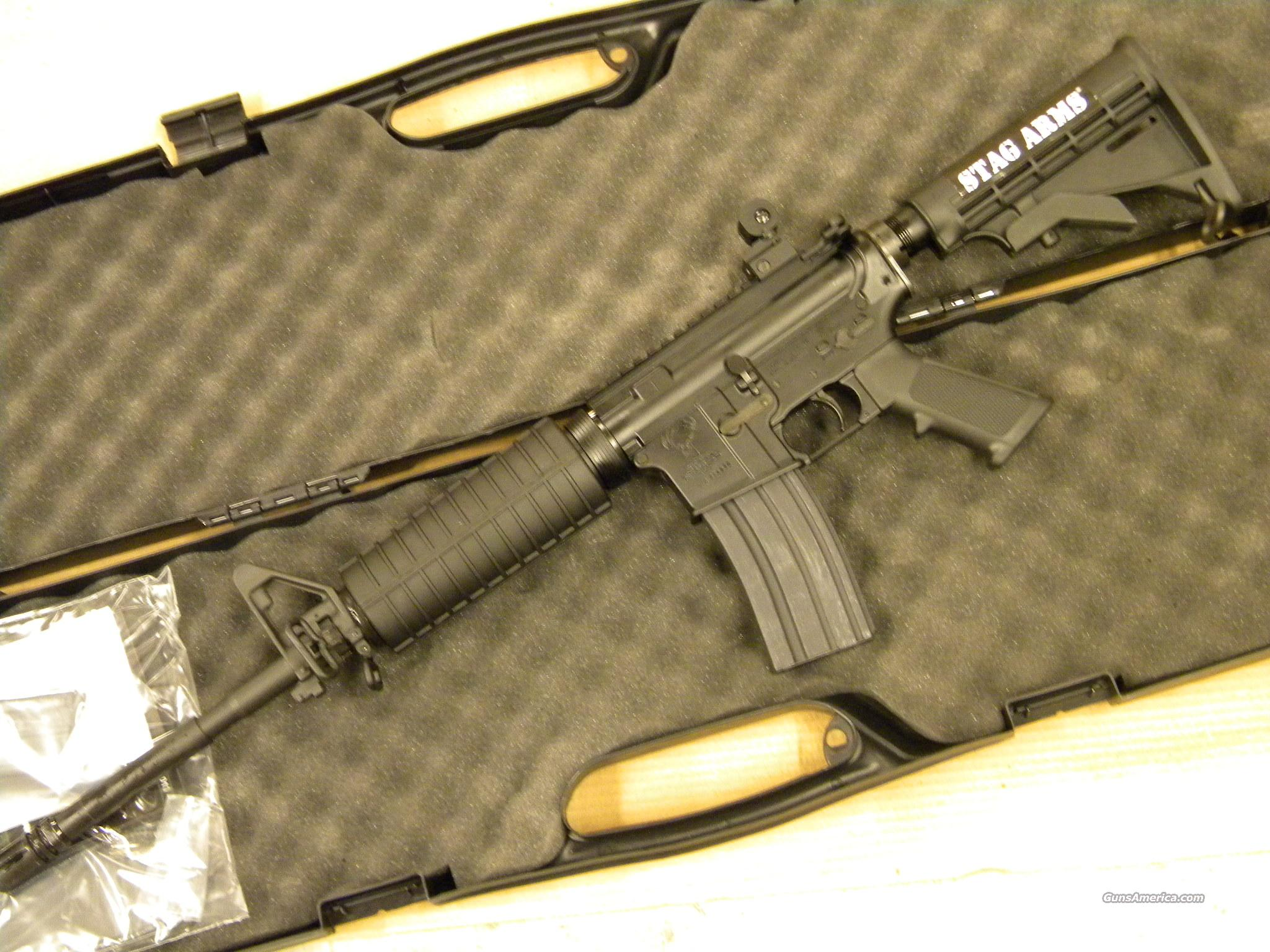 Stag Arms Model 2+ AR15 .223/5.56  Guns > Rifles > Stag Arms > Complete Rifles