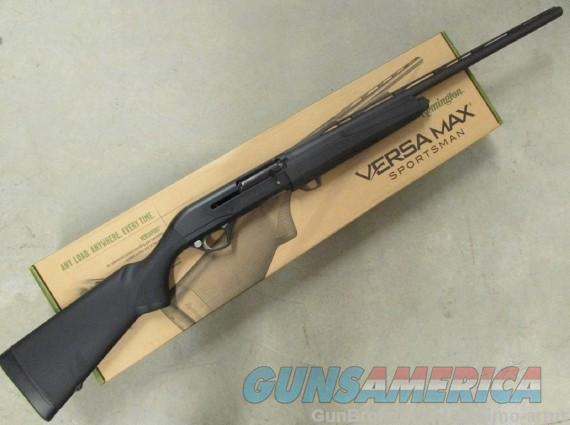 REMINGTON VERSA MAX SPORTSMEN 12 GA $100 FACTORY REBATE  Guns > Shotguns > Remington Shotguns  > Autoloaders > Hunting