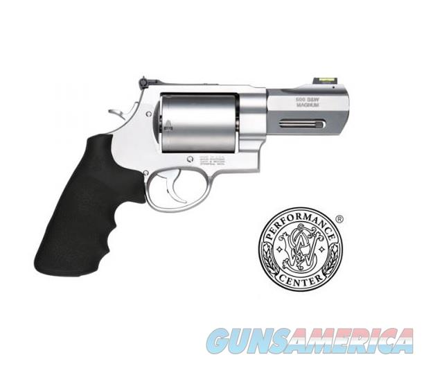 Smith & Wesson S&W500 HI VIZ® .500 S&W 11623  Guns > Pistols > Smith & Wesson Revolvers > Full Frame Revolver