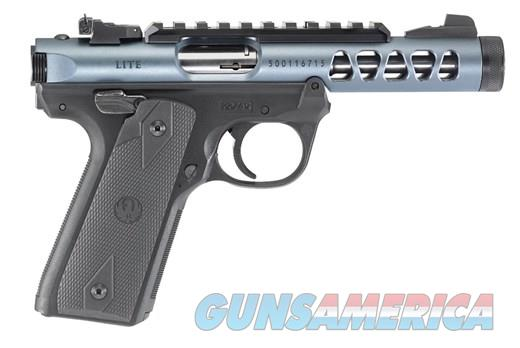 "Ruger IV 22/45 Lite .22 LR 4.40"" Threaded 10 Rounds 43918   Guns > Pistols > Ruger Semi-Auto Pistols > 22/45"