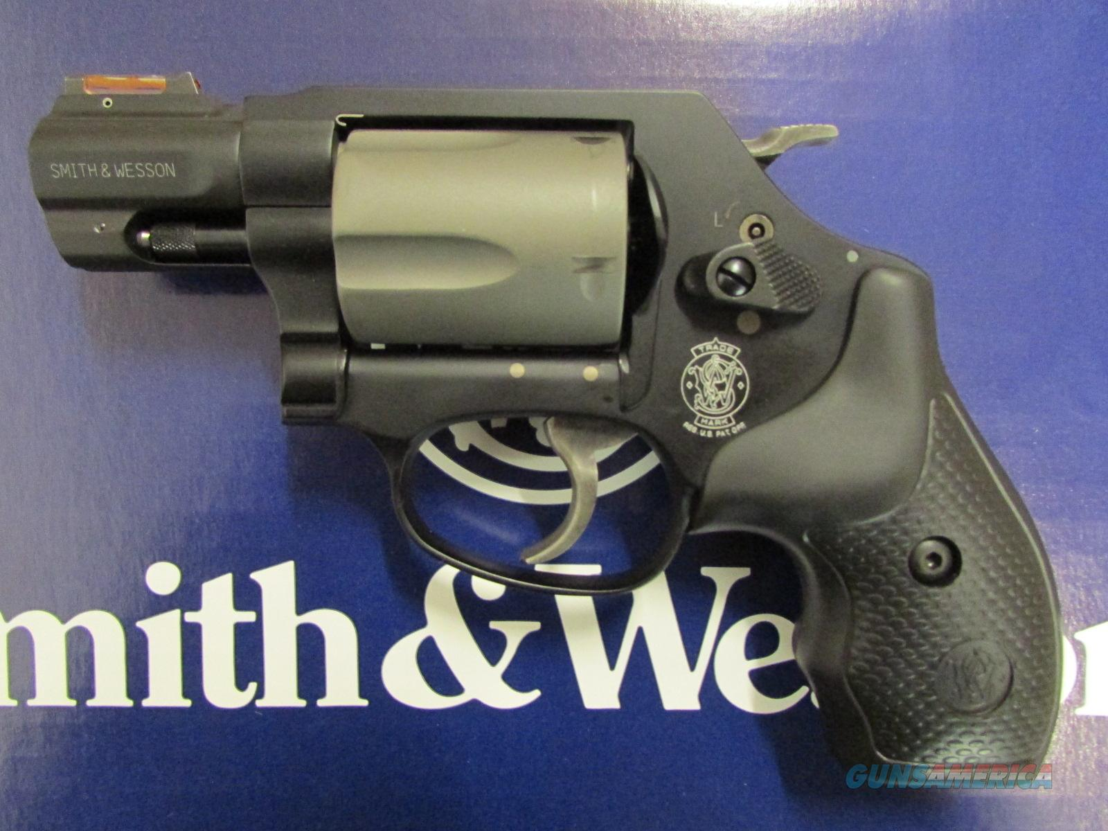 Smith & Wesson Model 360PD AirLite .357 Magnum  Guns > Pistols > Smith & Wesson Revolvers > Performance Center