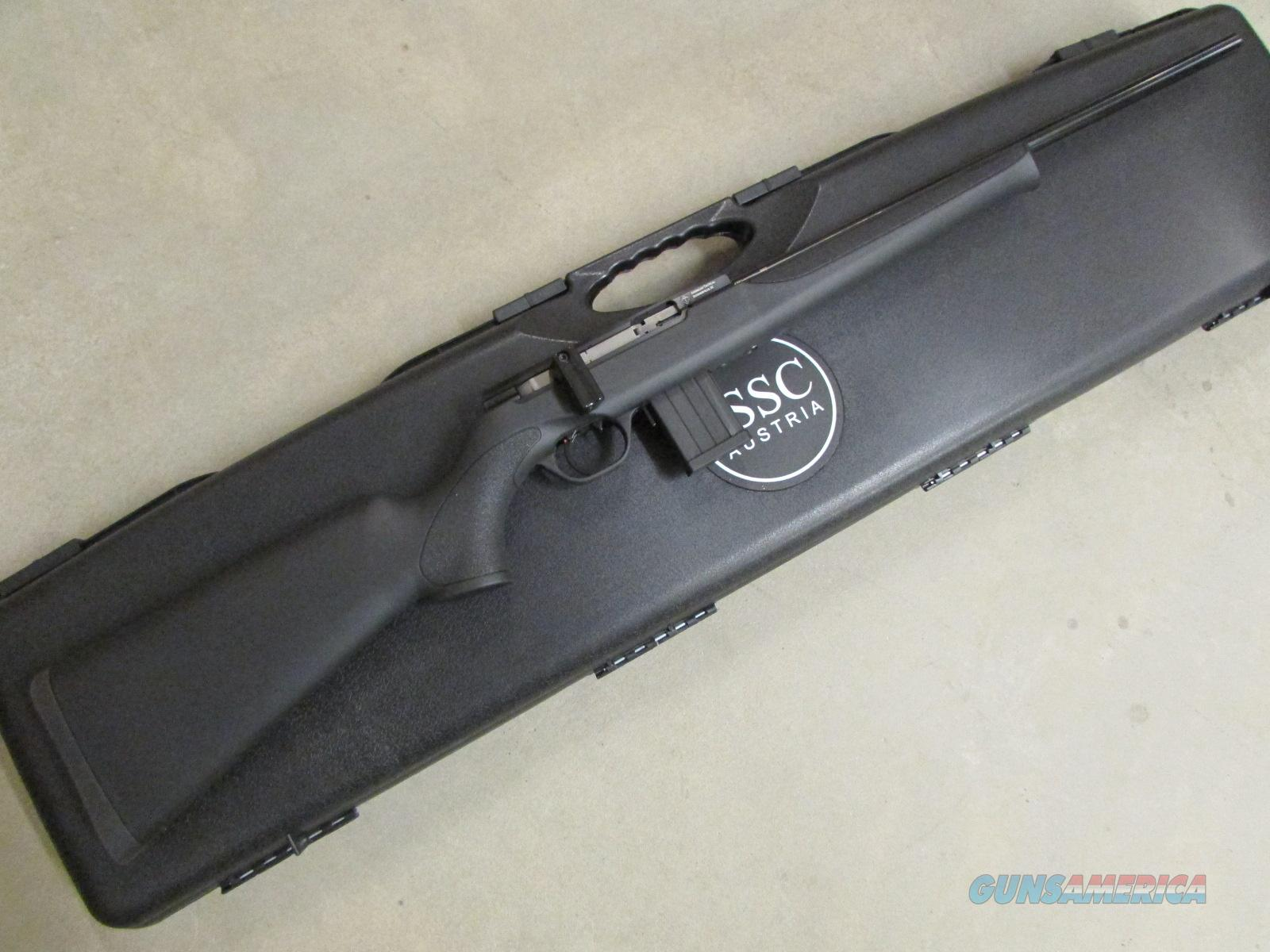 "ISSC SPA 17/22 20"" Straight Action Synthetic Stock .17 HMR	  Guns > Rifles > ISSC"