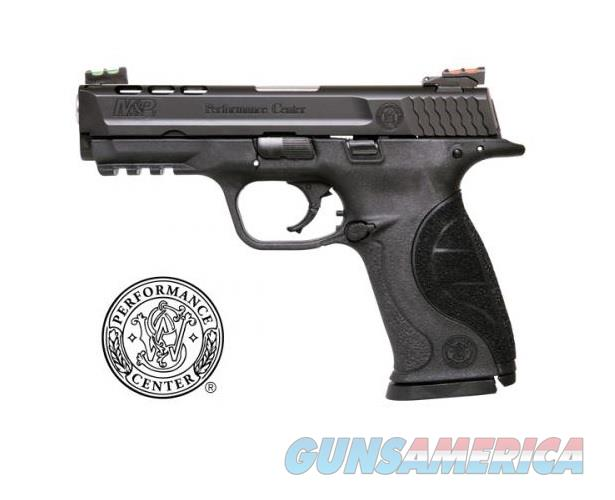 "Smith & Wesson PC Ported M&P9 9mm 4.25"" 10217   Guns > Pistols > Smith & Wesson Pistols - Autos > Polymer Frame"