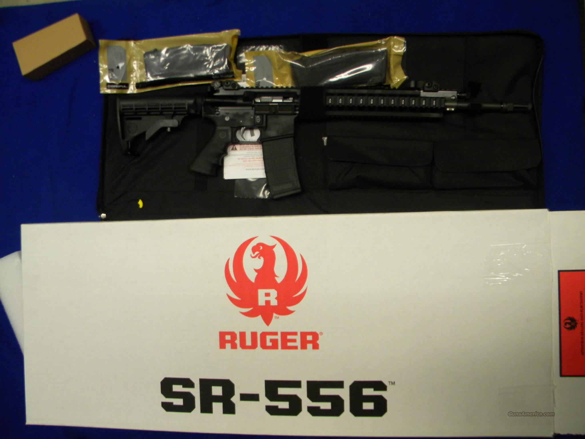 Ruger SR-556FB 5.56 NATO #05902  Guns > Rifles > Ruger Rifles > SR-556