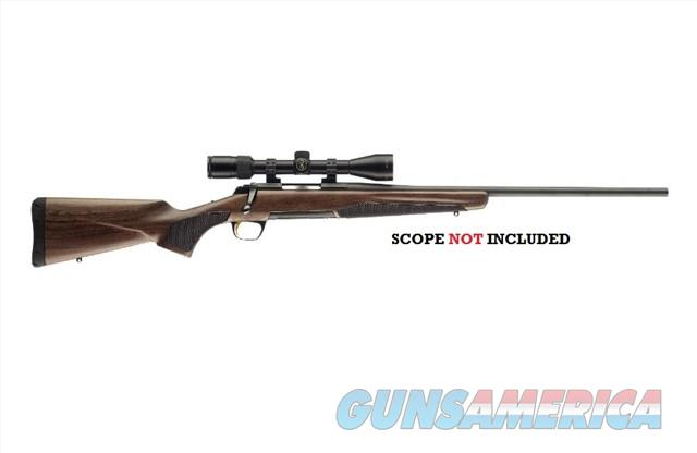 "Browning X-Bolt Hunter 6.5 Creedmoor 22"" Walnut 035208282   Guns > Rifles > Browning Rifles > Bolt Action > Hunting > Blue"