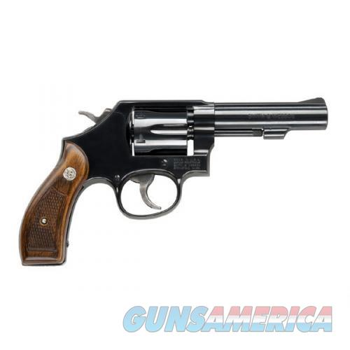 "Smith & Wesson Model 10 Classic Blued 4"" .38 Special +P 150786  Guns > Pistols > Smith & Wesson Revolvers > Model 10"