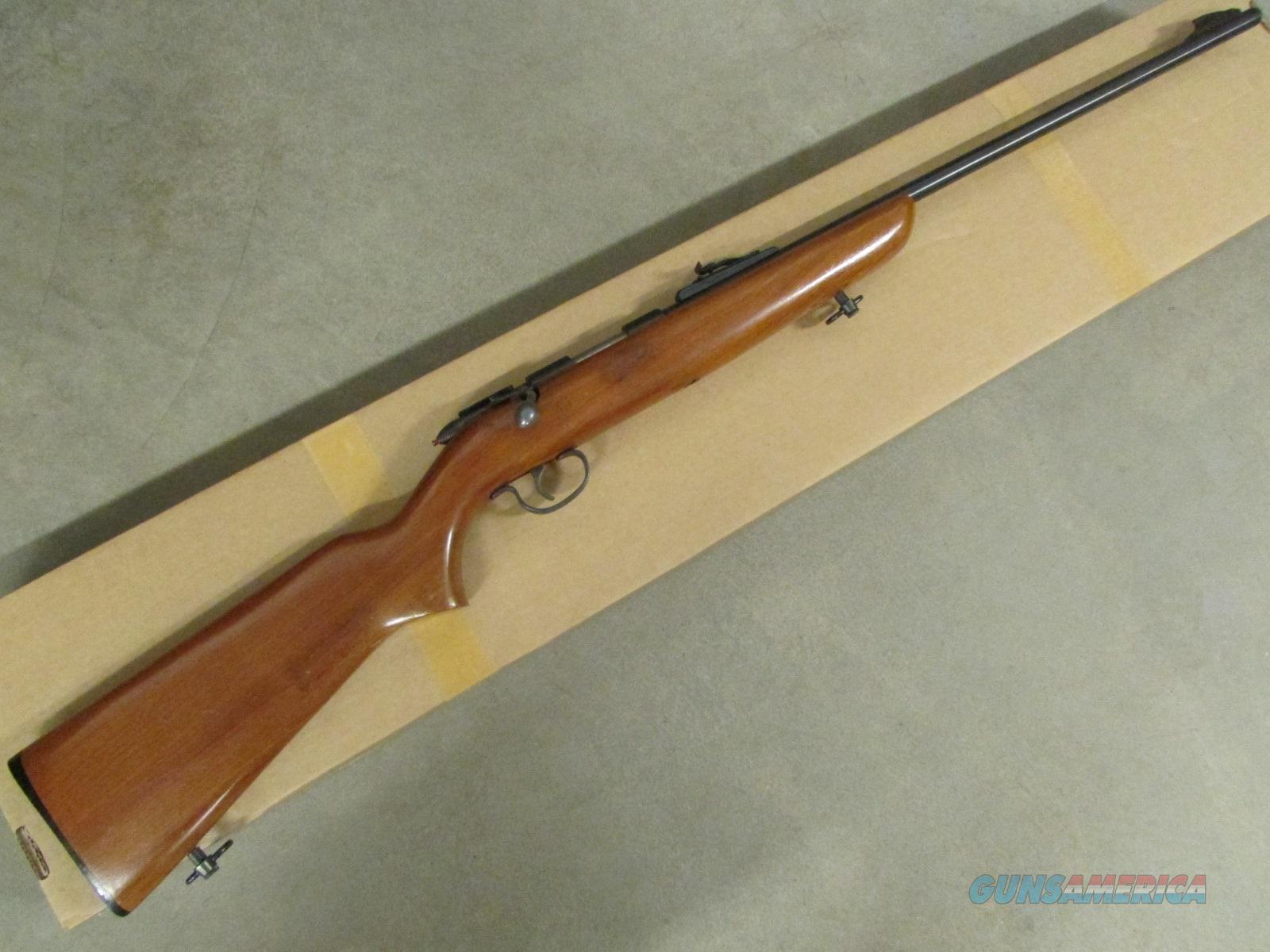 "1966 Remington 510 Target Master 24"" Blued .22 LR  Guns > Rifles > Remington Rifles - Modern > .22 Rimfire Models"