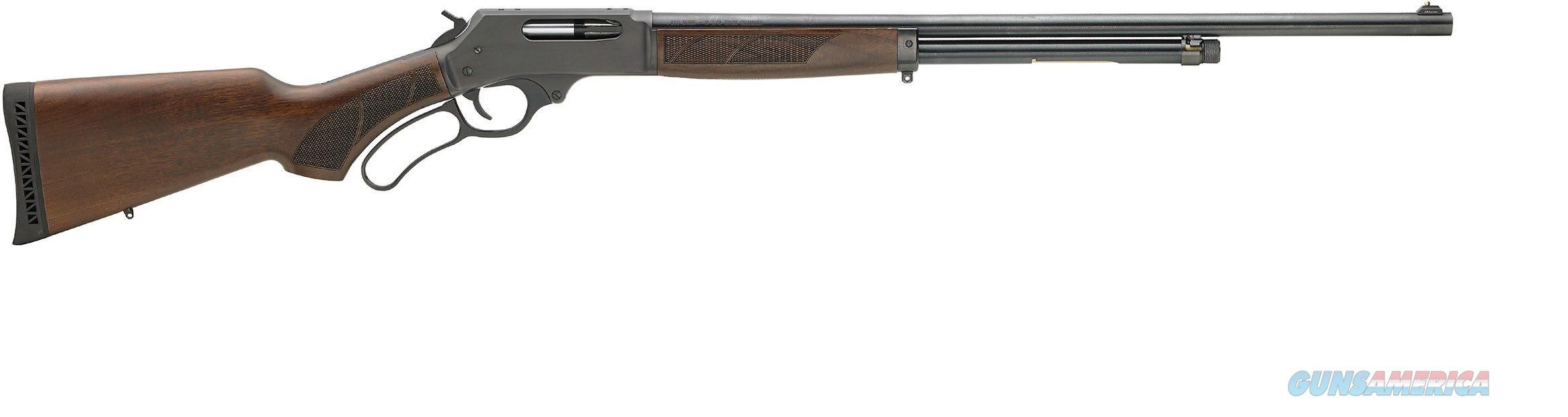 "Henry Lever Action Shotgun .410 Bore 24"" 5 Rounds H018-410   Guns > Shotguns > H Misc Shotguns"
