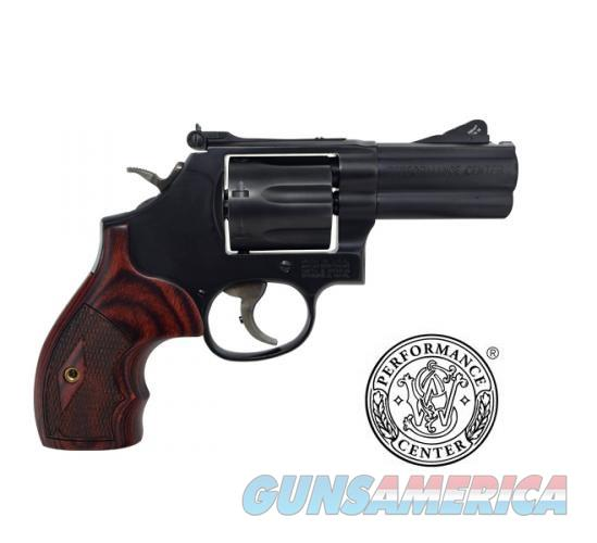 Smith & Wesson M586 L-Comp .357Mag/.38Spl 170170   Guns > Pistols > Smith & Wesson Revolvers > Performance Center