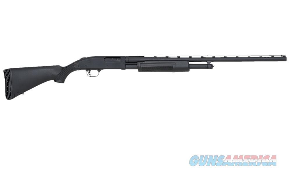 "Mossberg FLEX 500 12 Gauge 28"" Vent Rib Black Synthetic 55121  Guns > Shotguns > Mossberg Shotguns > Pump > Sporting"