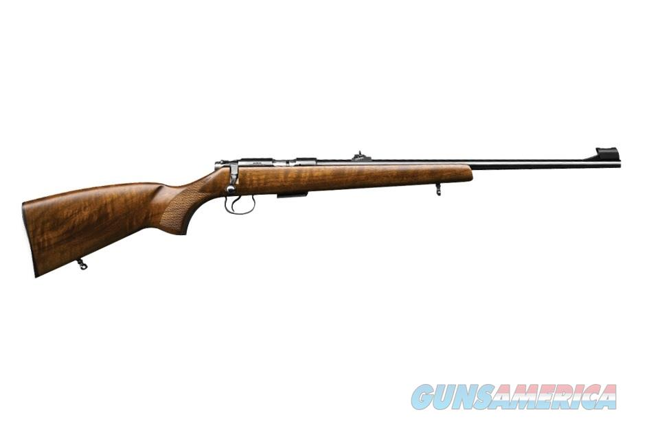 "CZ-USA CZ 455 Lux .22 WMR Magnum 20.5"" Walnut 02102   Guns > Rifles > CZ Rifles"