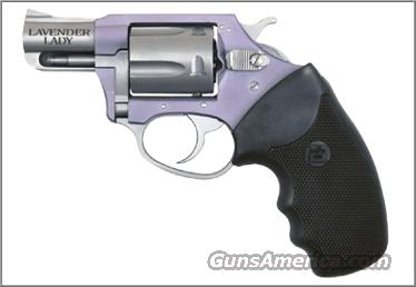 Charter Arms Lavender Lady 38 Sp.  Guns > Pistols > Charter Arms Revolvers