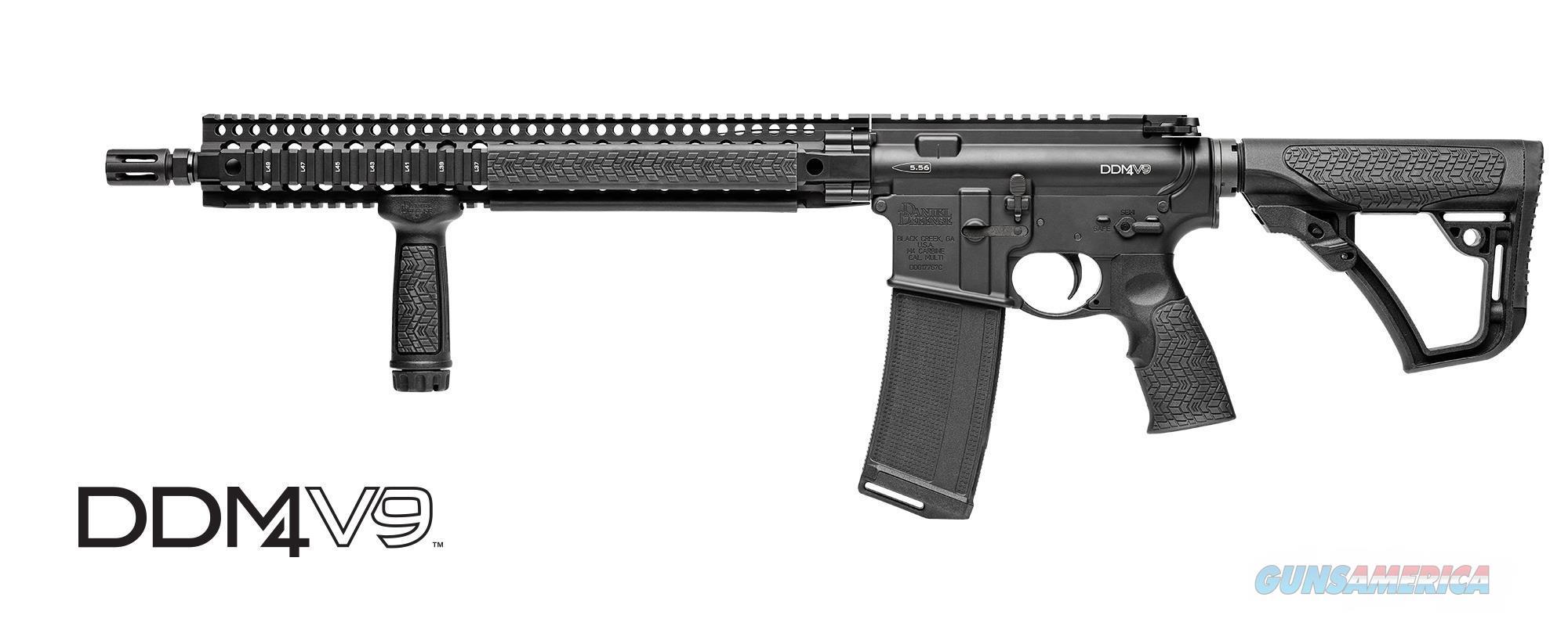 "Daniel Defense DDM4V9 LW 5.56mm 16"" 02-145-16030-047   Guns > Rifles > Daniel Defense > Complete Rifles"