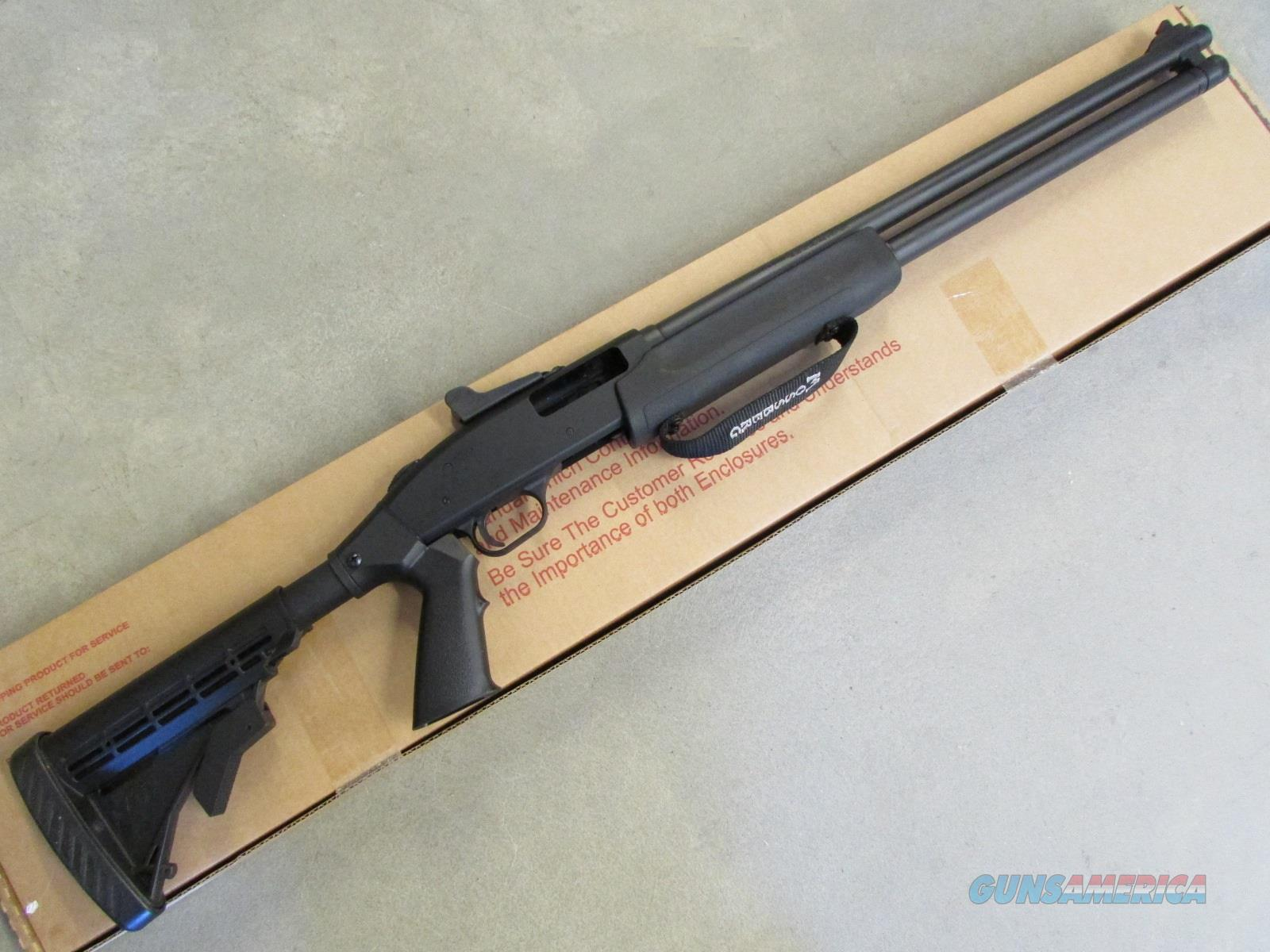"Mossberg 500 Tactical Special Purpose 20"" Adj Stock 20 Gauge 54301  Guns > Shotguns > Mossberg Shotguns > Pump > Tactical"