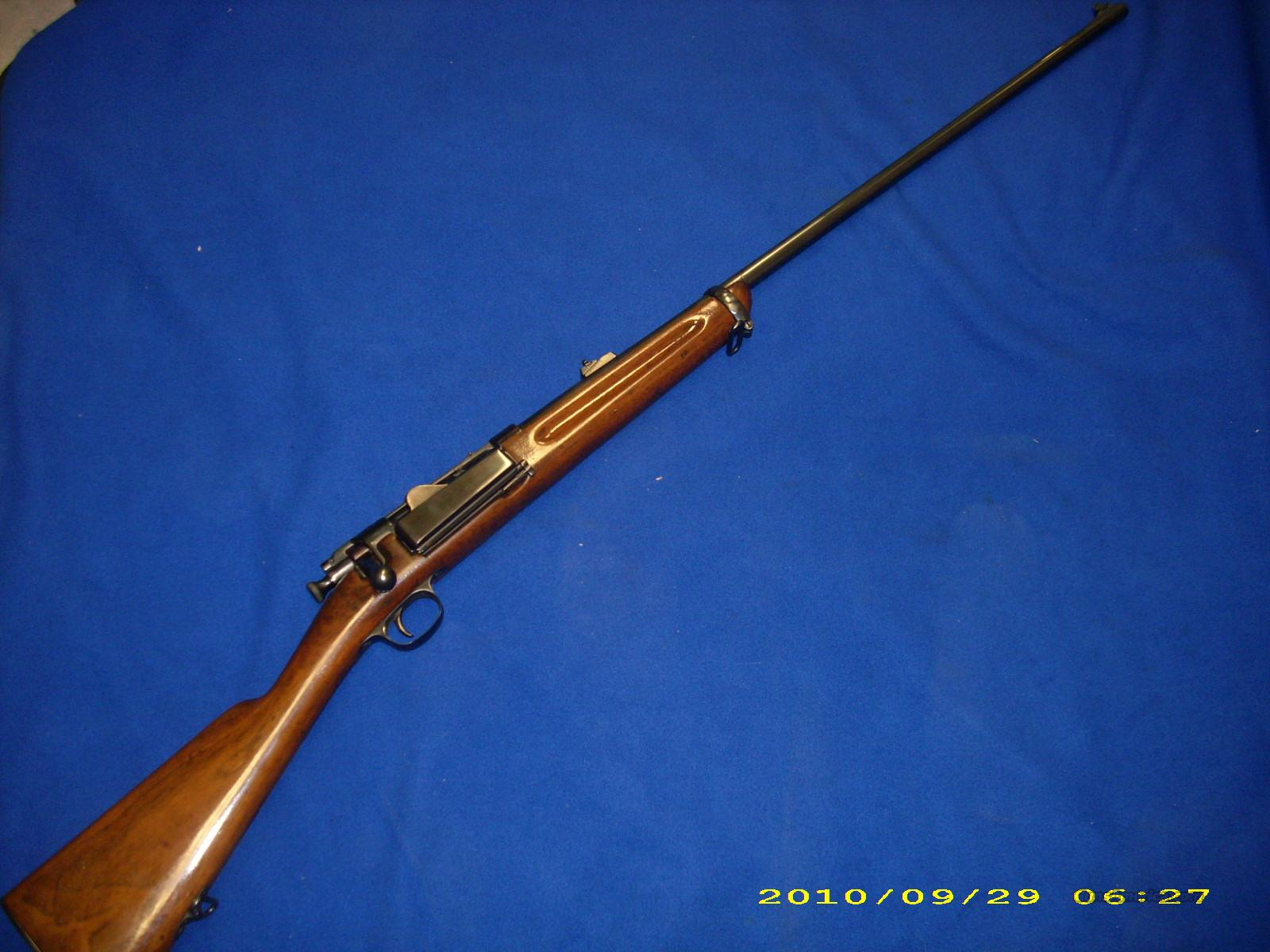 Springfield Model 1894 30-40 Krag  Guns > Rifles > Springfield Armory Rifles > FAL Type