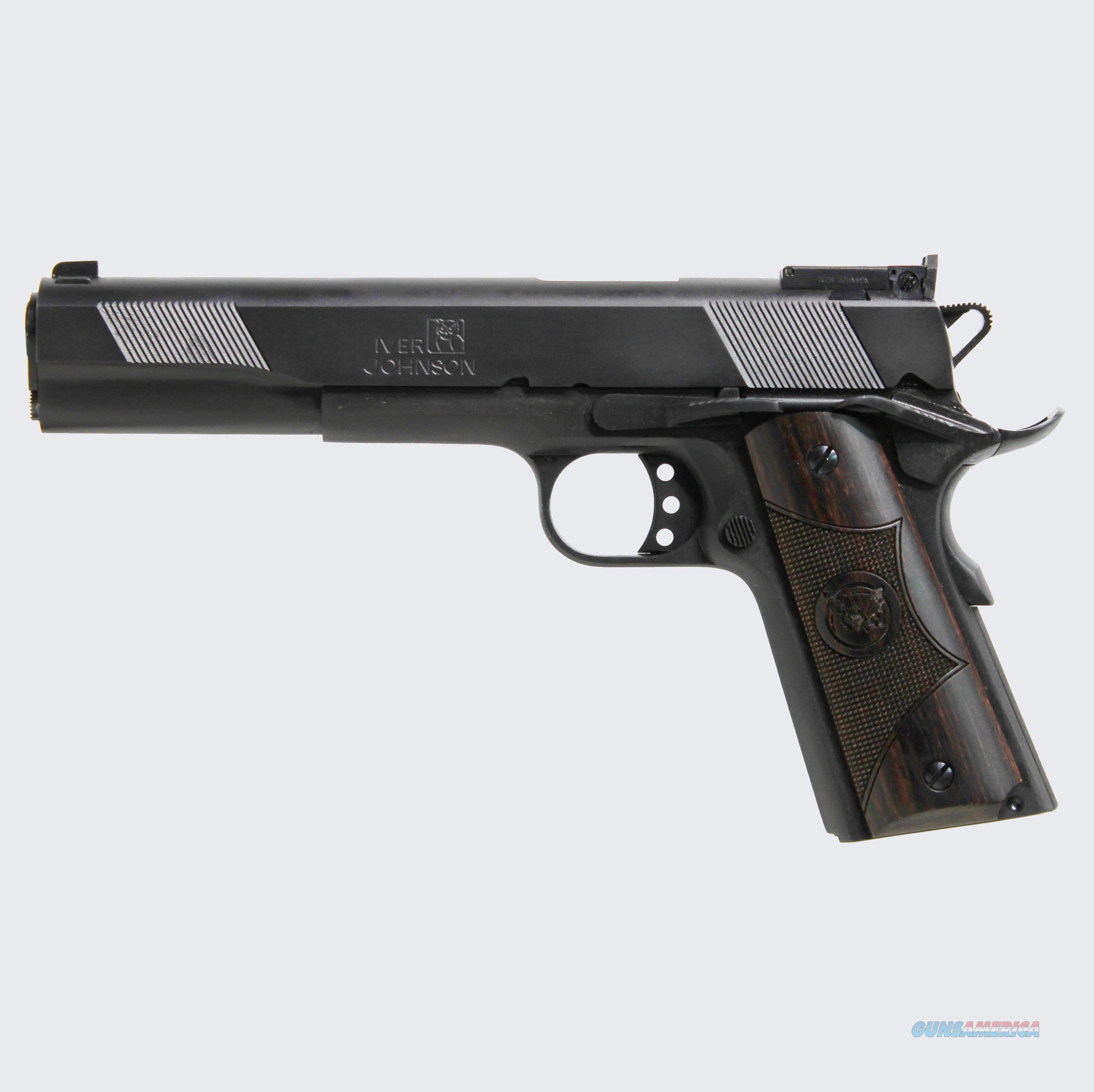 "Iver Johnson Eagle XL-10 10mm 6"" 8 Rds EAGLEXL-10   Guns > Pistols > Iver Johnson Pistols"