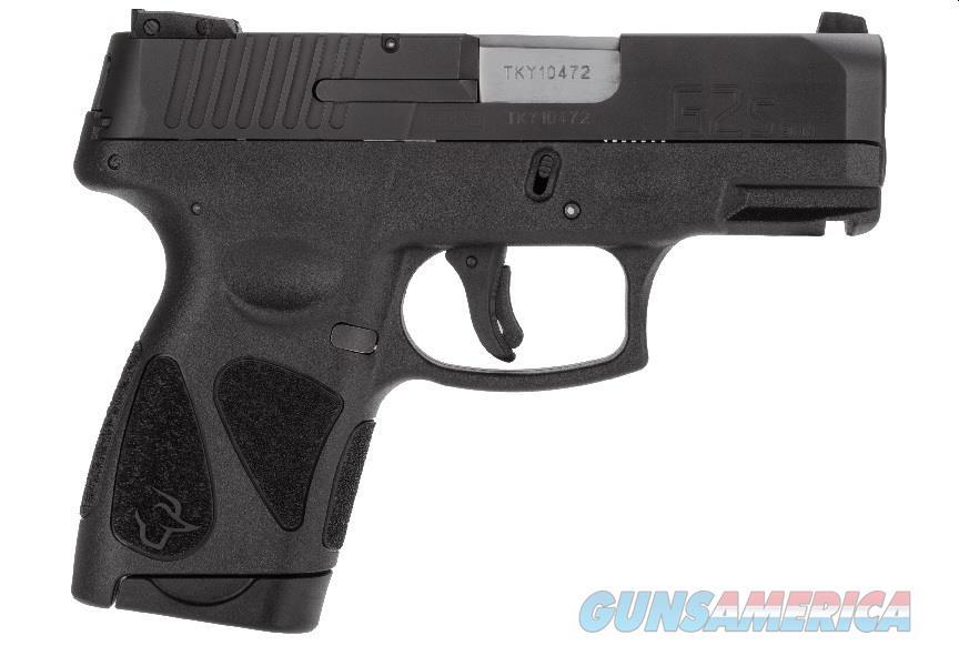 "Taurus G2s 9mm Subcompact 3.2"" Black 7 Rds 1-G2S931   Guns > Pistols > Taurus Pistols > Semi Auto Pistols > Polymer Frame"