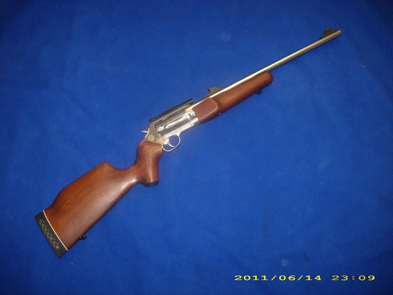 Rossi Circuit Judge 45LC/410 Stainless  Guns > Rifles > Rossi Rifles > Other
