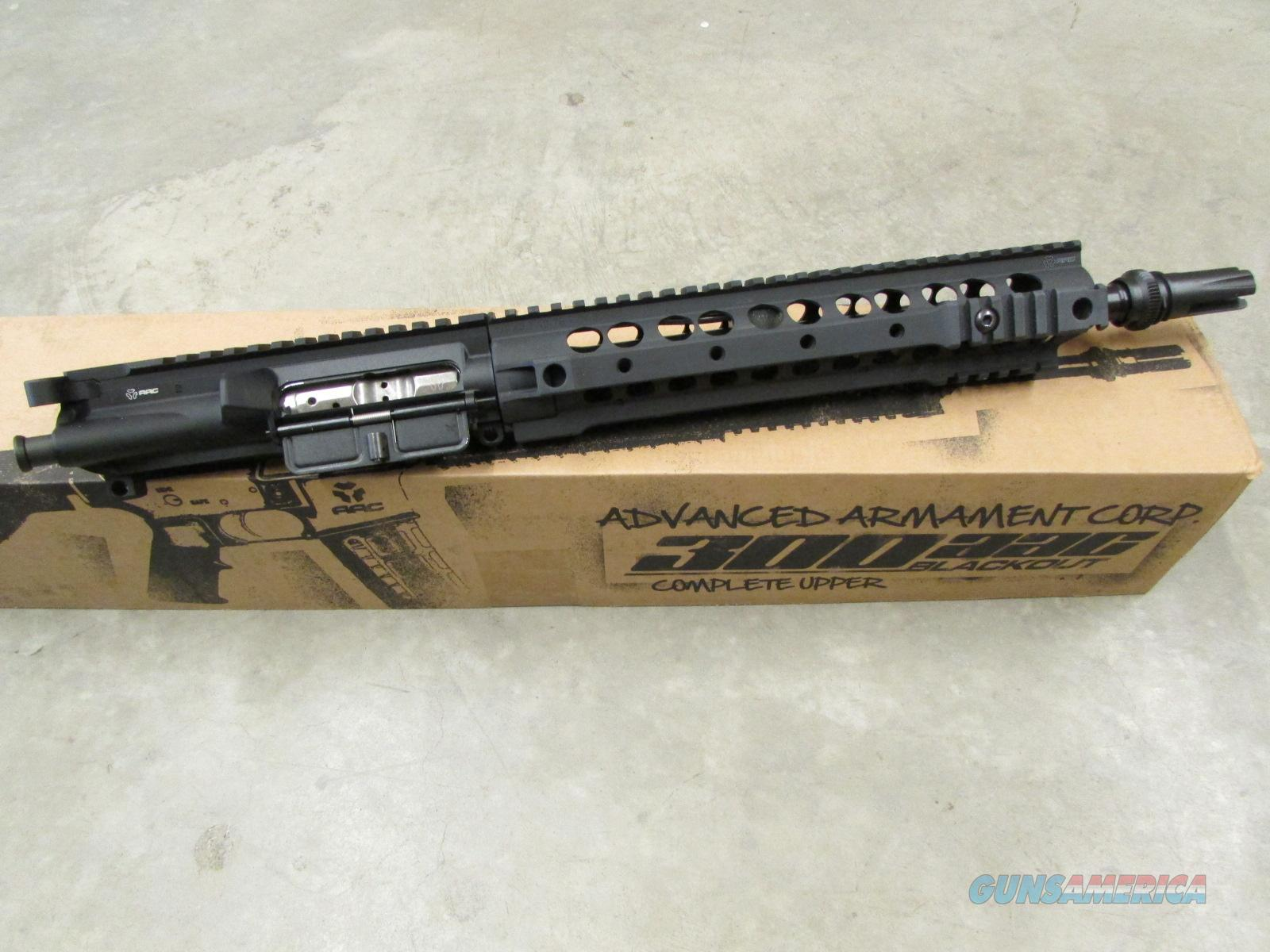 "AAC AR-15 A3 12.5"" Barrel Upper 300 AAC Blackout   Non-Guns > Gun Parts > M16-AR15 > Upper Only"