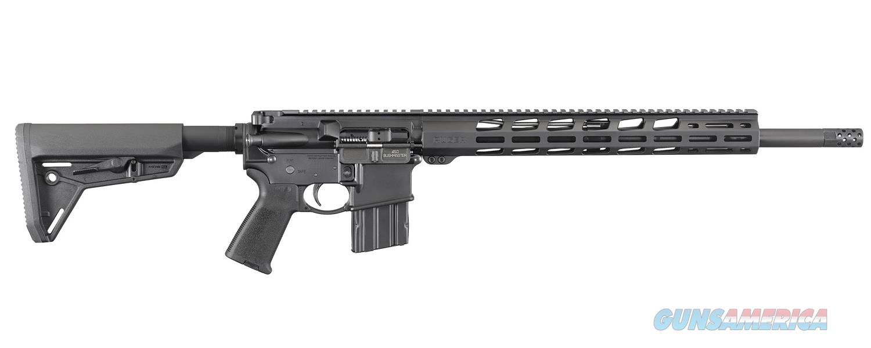 "Ruger AR-556 AR-15 .450 Bush 18.63"" TB 5 Rds 8522   Guns > Rifles > Ruger Rifles > AR Series"