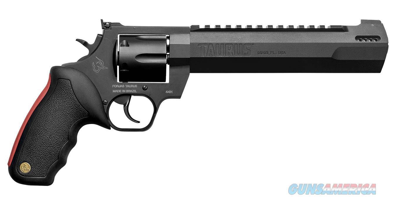"""Taurus Raging Hunter .44 Mag 8.38"""" 2-440081RH-DLX   Guns > Pistols > Taurus Pistols > Revolvers"""