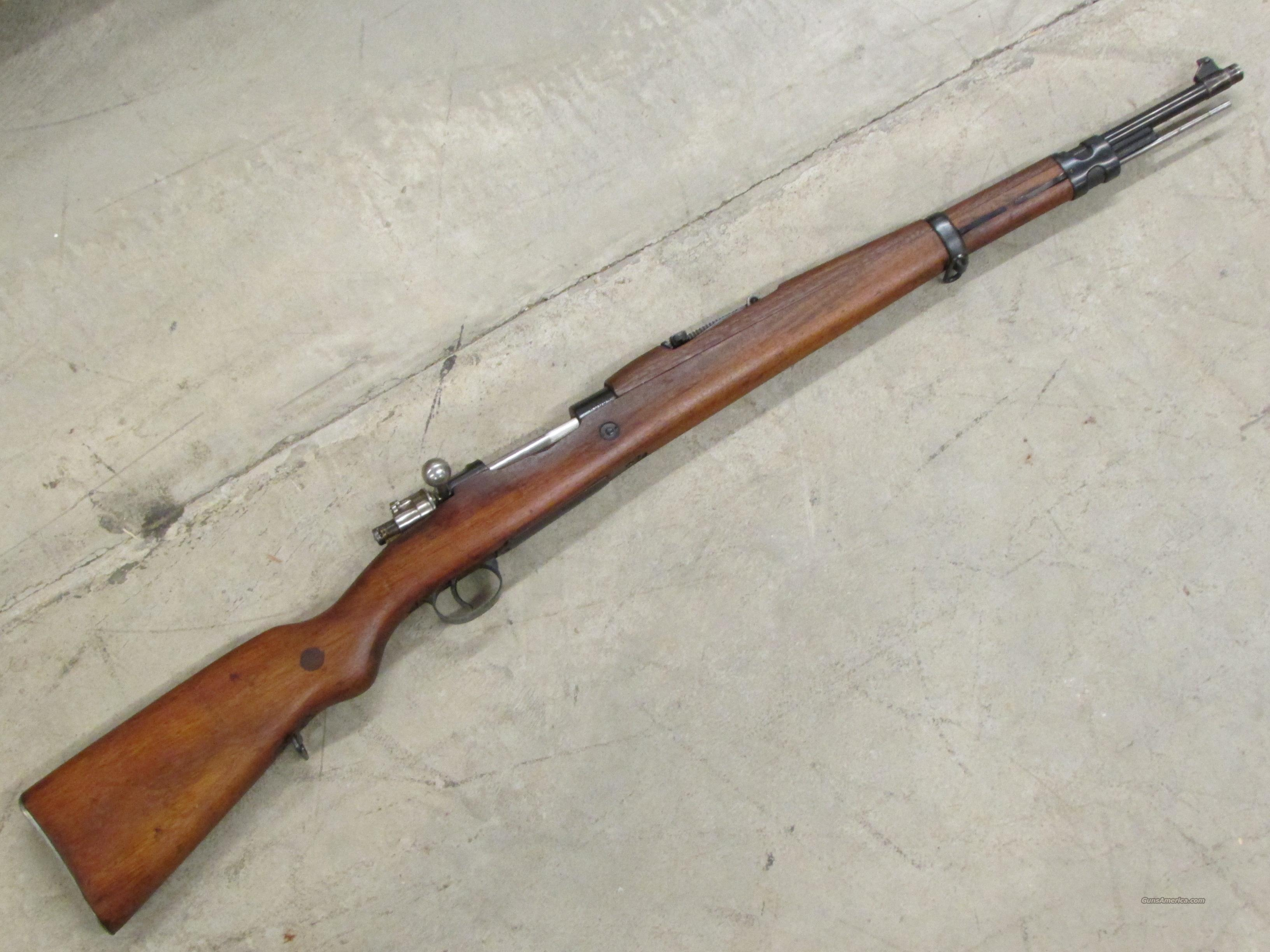 Yugoslavian M24/47 Mauser 8mm 8x57mm IS   Guns > Rifles > Military Misc. Rifles Non-US > Other