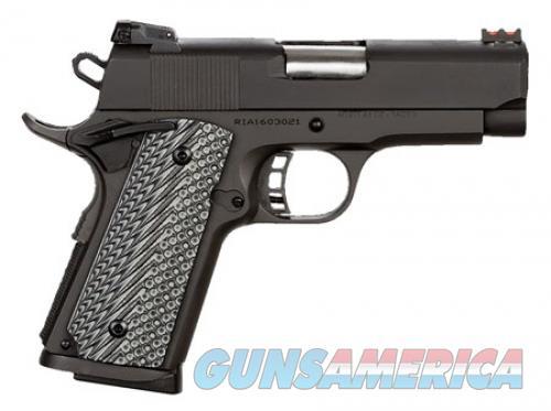 "Armscor/RIA M1911 A1 ROCK Ultra CS .45 ACP 3.5"" 51479   Guns > Pistols > Rock Island Armory Pistols"