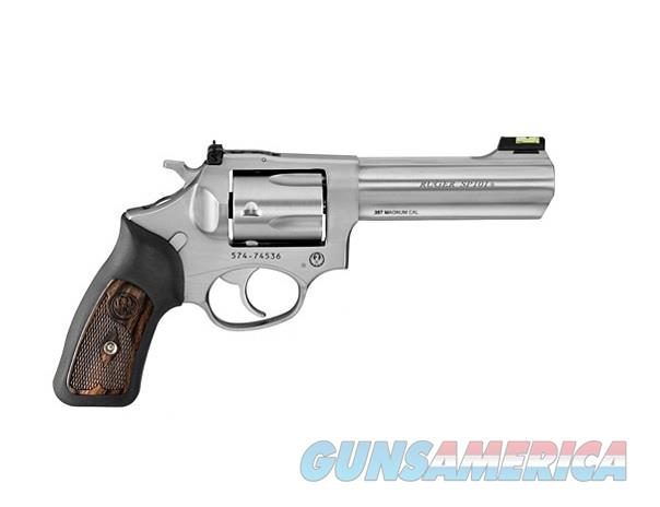 "Ruger SP101 Double-Action 4.2"" Barrel .357 Magnum 5771  Guns > Pistols > Ruger Double Action Revolver > SP101 Type"