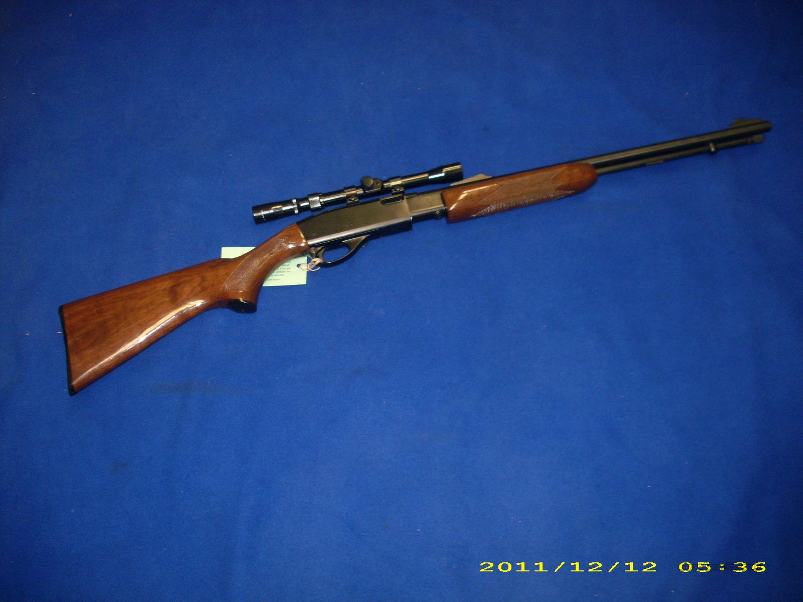 Remington Model 572 22 Lr   Guns > Rifles > Remington Rifles - Modern > Other