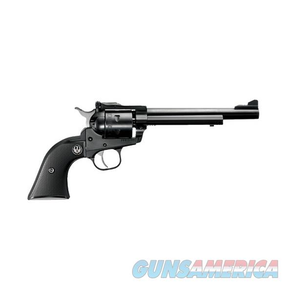 "Ruger New Model Single Six 6.5"" Blued .17 HMR 0661  Guns > Pistols > Ruger Single Action Revolvers > Single Six Type"