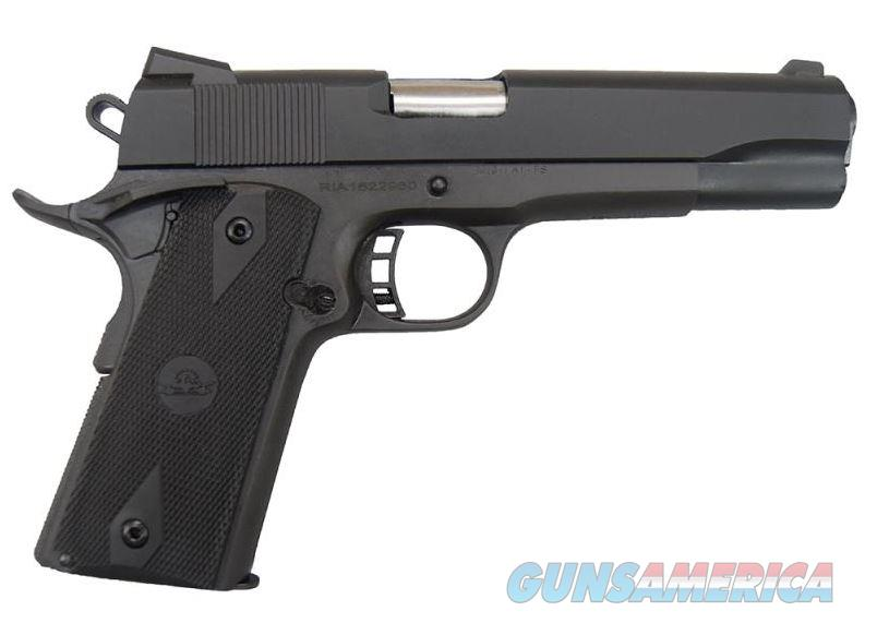 "Rock Island Armory Rock Standard FS 9mm Luger 5"" 10 Rds 51632  Guns > Pistols > R Misc Pistols"