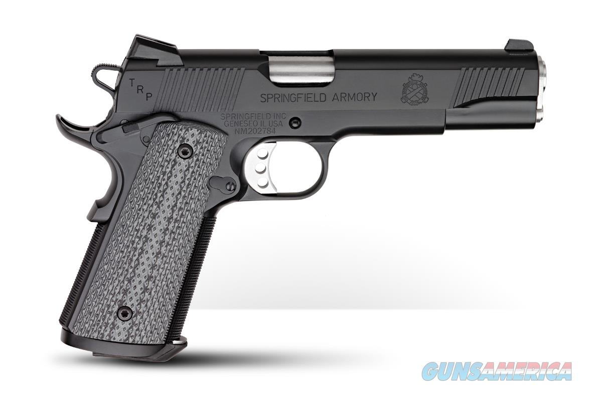 "Springfield 1911 TRP Service 45 ACP Armory Kote 5"" CA APPROVED PC9108LCA18   Guns > Pistols > Springfield Armory Pistols > 1911 Type"