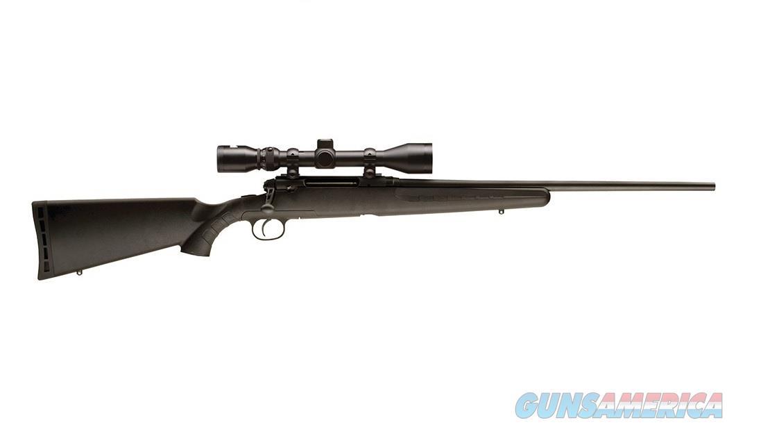 "Savage Axis XP 6.5 Creed 22"" Black Synthetic w/Scope 22673   Guns > Rifles > Savage Rifles > Axis"