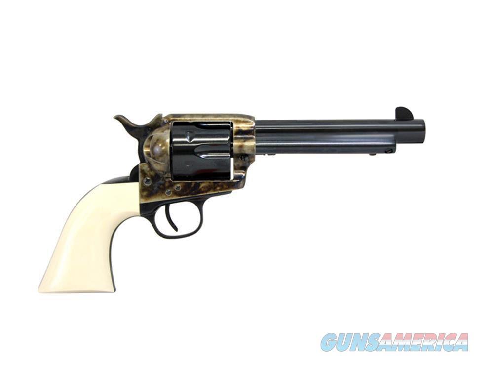 "Taylor's & Co. Smoke Wagon .357 Ivory Grips 5.5"" REV4108IVORY   Guns > Pistols > Taylors & Co. Pistols > Ctg."