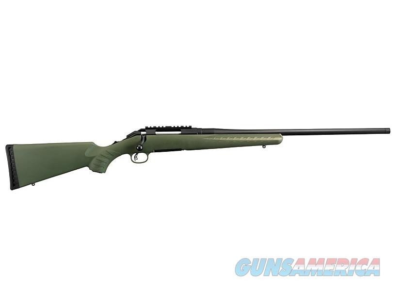 "Ruger American Predator Moss Green Synthetic 22"" .223 Rem. 6944  Guns > Rifles > Ruger Rifles > American Rifle"