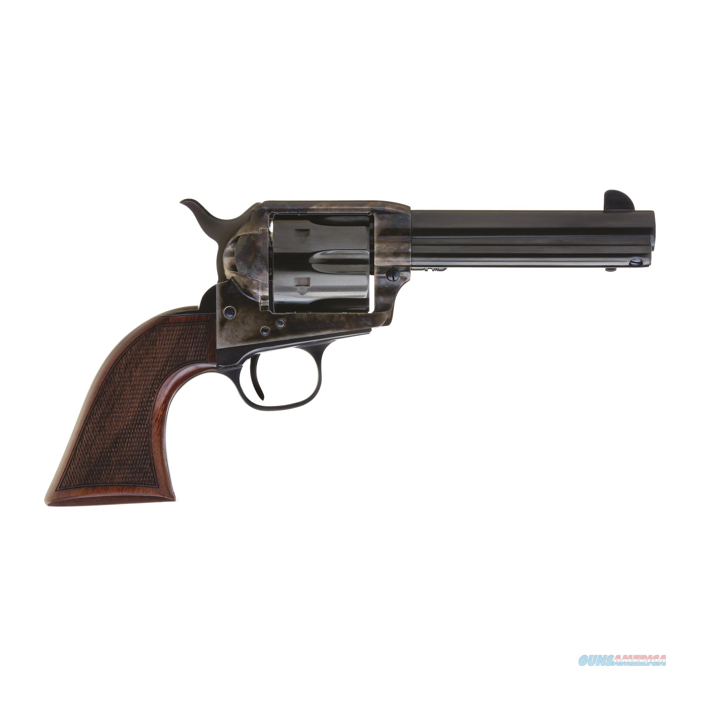 "Cimarron Evil Roy Competition .45 LC Revolver 4.75"" 6 Rds ER4100   Guns > Pistols > Cimarron Pistols"