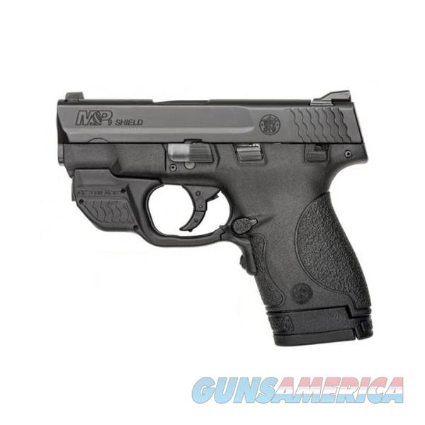 Smith & Wesson M&P9 SHIELD Crimson Trace Green Laserguard 9mm 10141  Guns > Pistols > Smith & Wesson Pistols - Autos > Shield