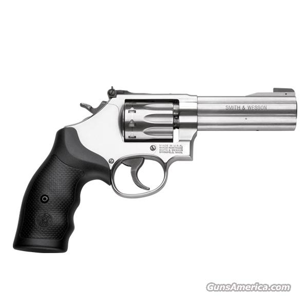 "Smith & Wesson Model 617 .22LR 4""Barrel  Guns > Pistols > Smith & Wesson Revolvers > Full Frame Revolver"