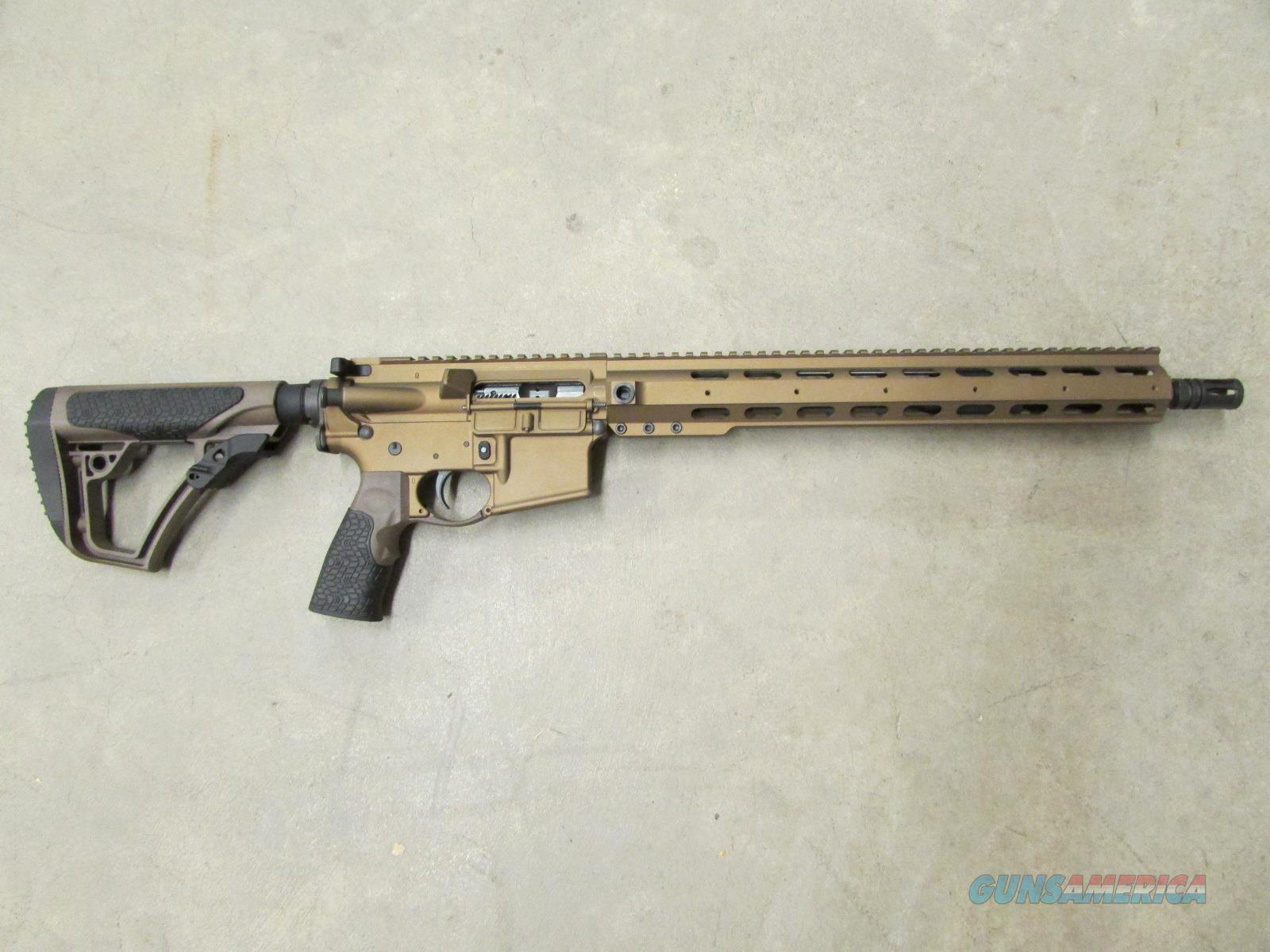 "ANDERSON COMPLETE AR-15 BURNT BRONZE CERAKOTE 5.56 NATO 16""  Guns > Rifles > AR-15 Rifles - Small Manufacturers > Complete Rifle"