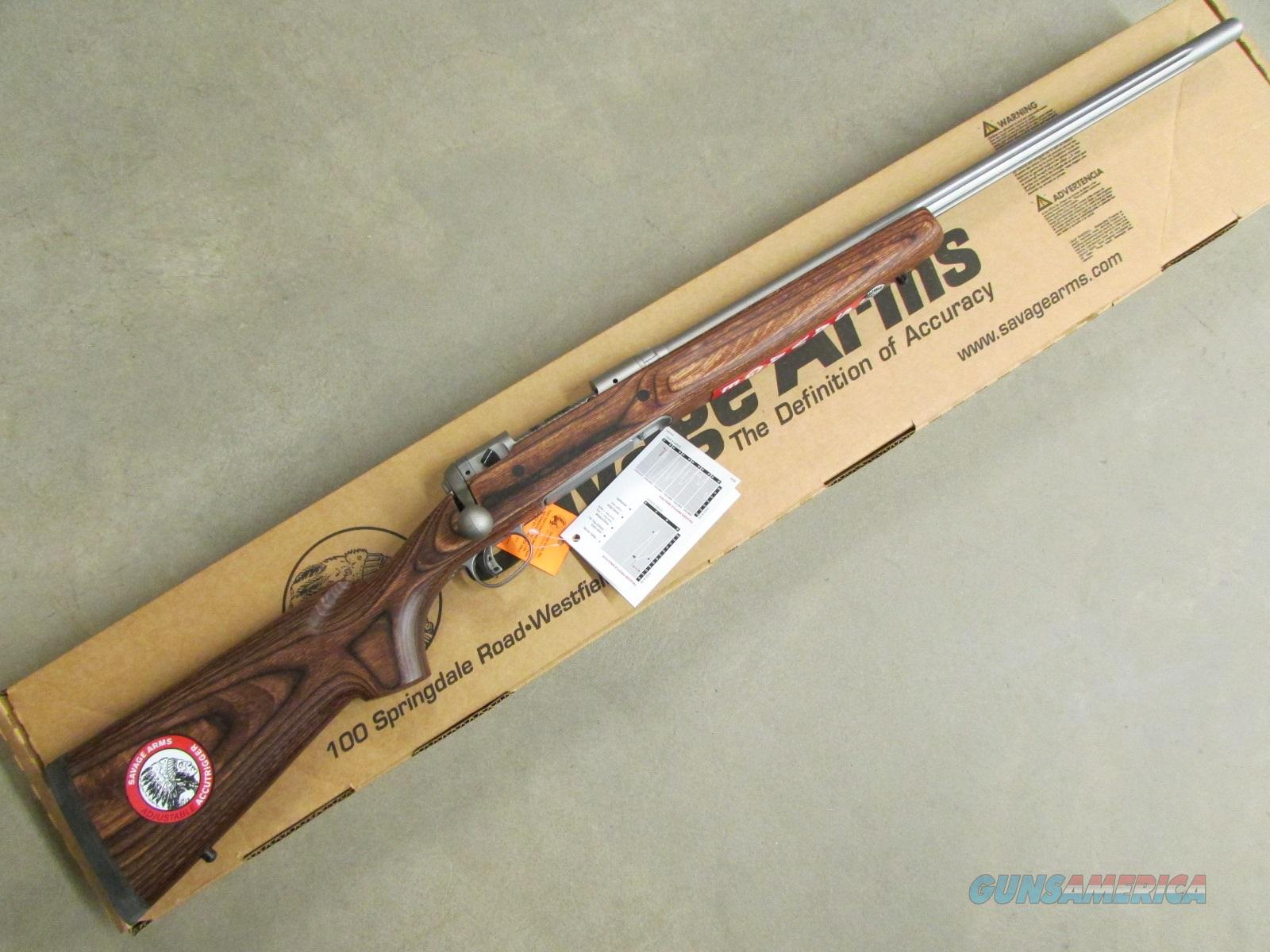 "Savage Arms Model 12 Varmint Low Profile 26"" SS .22-250 REM  Guns > Rifles > Savage Rifles > 12/112"