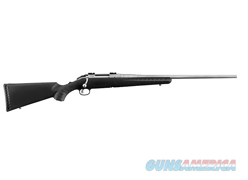"Ruger American All Weather 22"" Stainless .308 Win 6924  Guns > Rifles > Ruger Rifles > American Rifle"