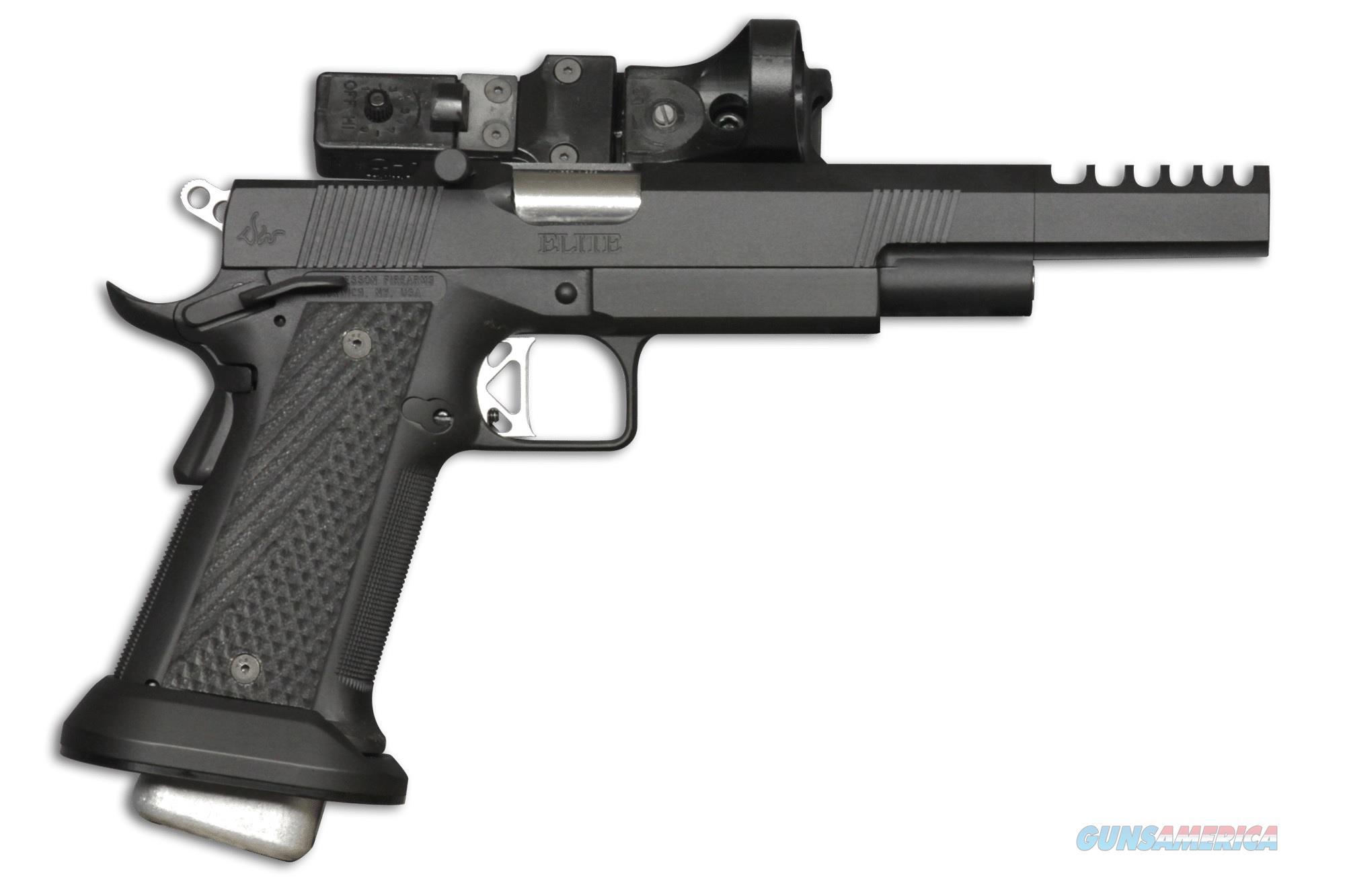 "CZ Dan Wesson Elite Series Havoc 9mm 5.05"" C-More Red Dot 01978   Guns > Pistols > Dan Wesson Pistols/Revolvers > 1911 Style"