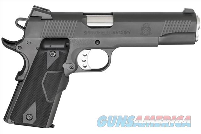 Springfield Armory 1911 Loaded W/ CT Lasergrips 45 ACP PI9109LPCT  Guns > Pistols > Springfield Armory Pistols > 1911 Type