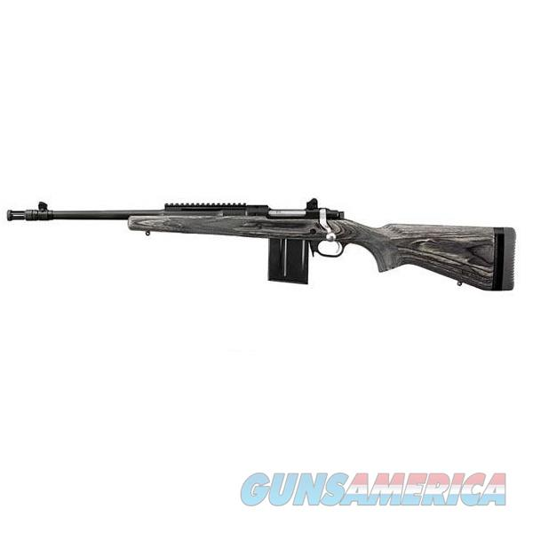 Ruger M77 Gunsite Scout Rifle LH Bolt-Action .308 Win. 6814  Guns > Rifles > Ruger Rifles > Model 77