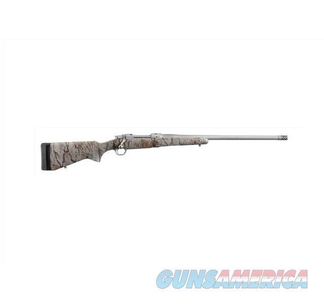 """Ruger Hawkeye FTW Hunter .375 Ruger 22"""" 47166  Guns > Rifles > Ruger Rifles > Model 77"""