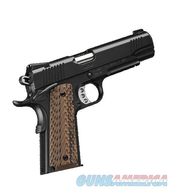 "Kimber Warrior 1911 .45 ACP (2017) 5"" 7rd Black 3000252   Guns > Pistols > Kimber of America Pistols"
