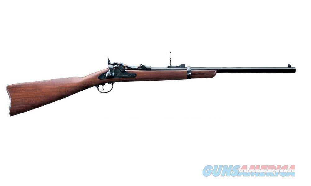 """Uberti Springfield Trapdoor Single Shot .45-70 Govt 22"""" 71008   Guns > Rifles > Uberti Rifles > Single Shot"""