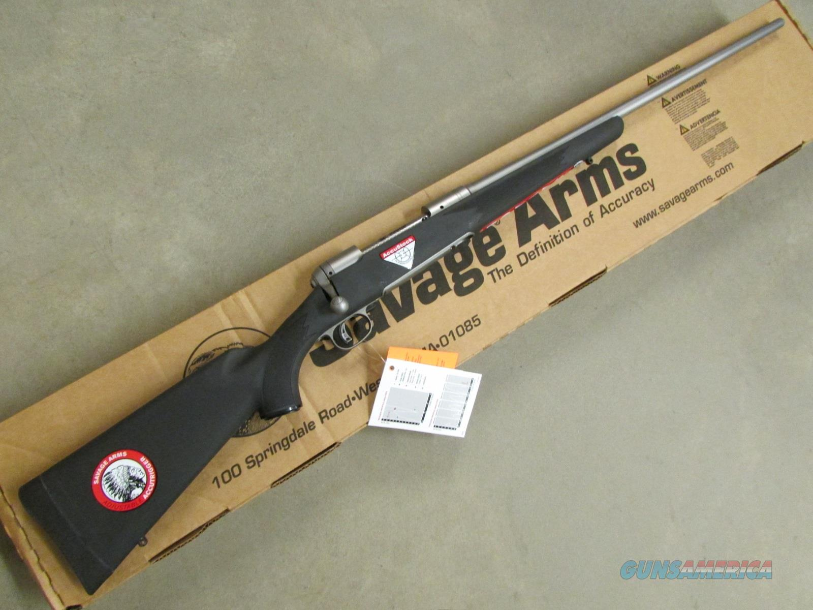 Savage Arms 16/116 FCSS Weather Warrior 6.5x284 NORMA  Guns > Rifles > Savage Rifles > 16/116