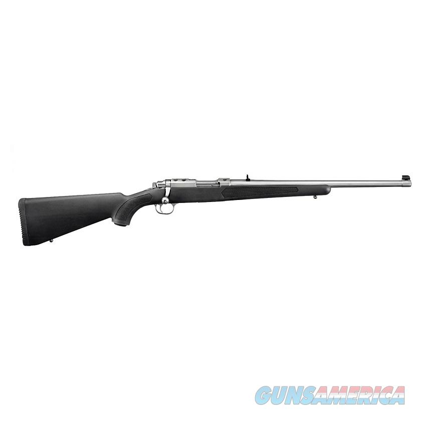 "RUGER 77/357 BOLT ACTION STAINLESS .357 MAG 18.5"" 7405  Guns > Rifles > Ruger Rifles > Model 77"